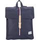 Herschel City Backpack Peacoat/Windsor Wine/White